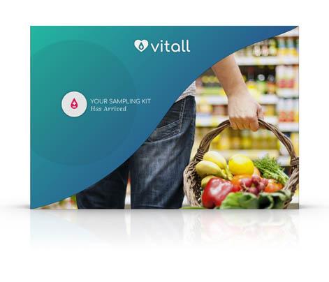 Vitamin & Minerals Home Test Kit