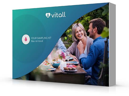 Artery Health Home Test Kit UK