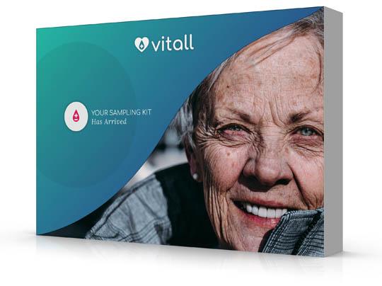 Arthritis (Rheumatoid Factor) Home Test Kit UK