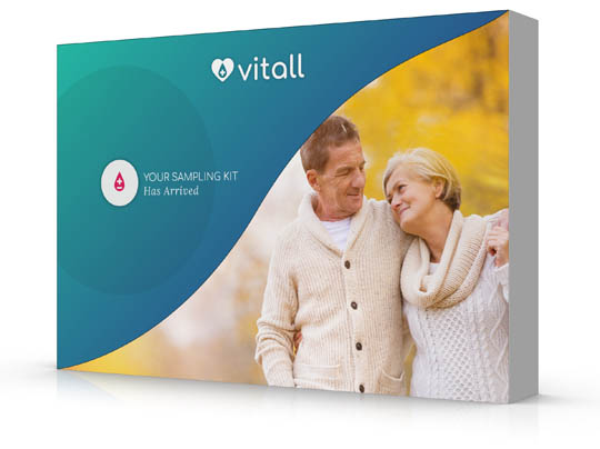Bone Health Advanced (DPD) Home Test Kit UK