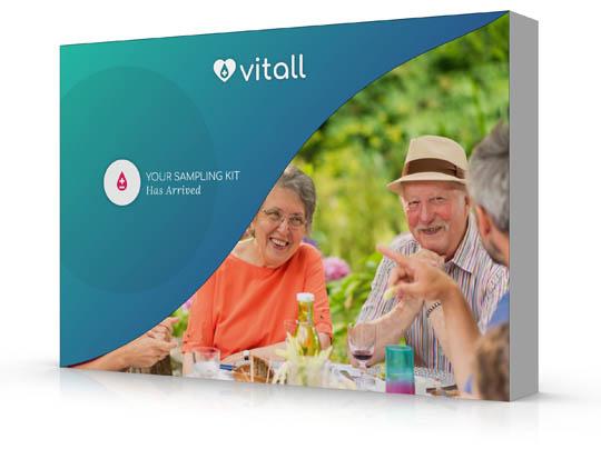 Cholesterol & CRP Home Test Kit UK