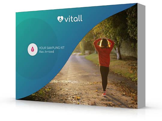 Cholesterol Home Test Kit UK