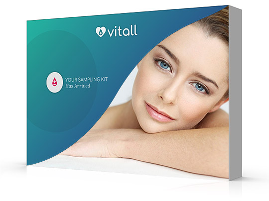 Acne Health Skin Care Home Test Kit UK