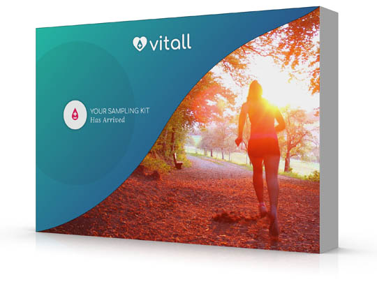 Cardiovascular Risk (hs-CRP) Home Test Kit UK