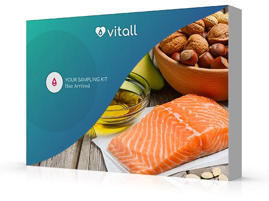 Omega 3 & 6 Fatty Acids Home Test Kit UK