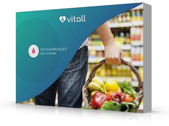Vitamin & Minerals Home Test Kit UK